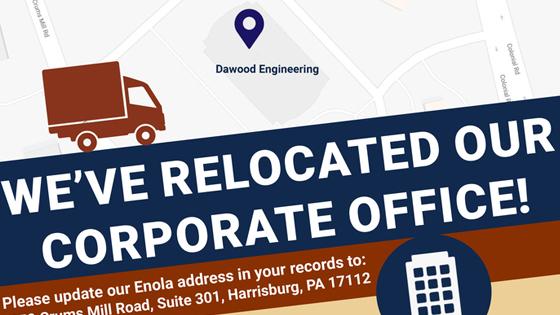 Dawood Headquarters Relocates to Harrisburg, PA
