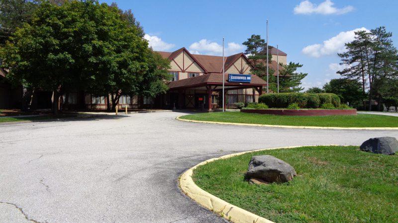 Eisenhower Inn Water System Treatment Facility Renovation