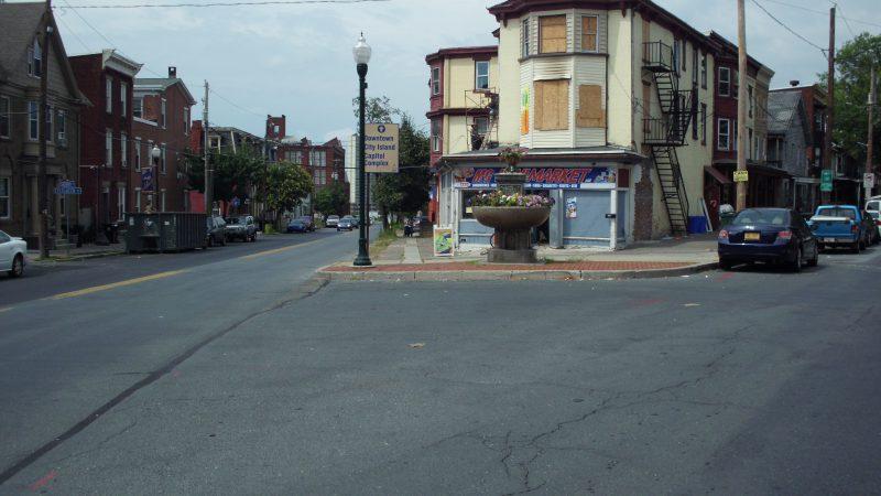 MulDer Square Traffic Improvements