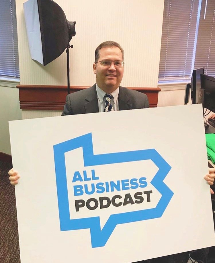 Dawood Featured in PA Chamber of Business and Industry All Business Podcast