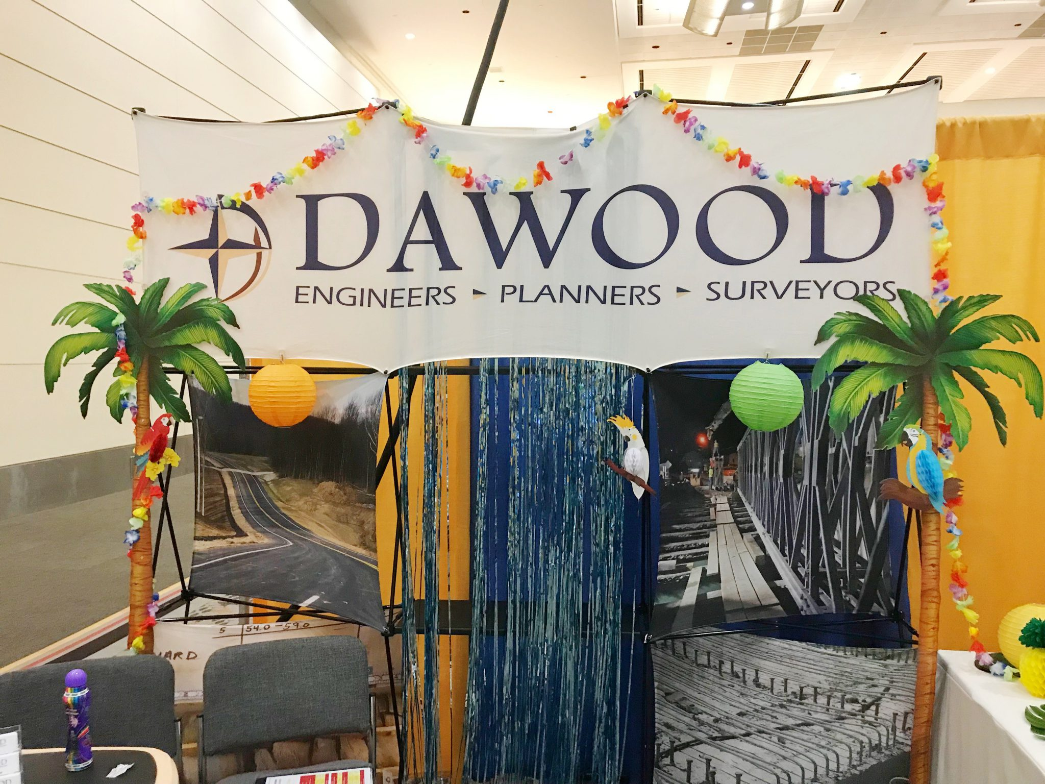 Dawood Exhibits at MdQI Conference