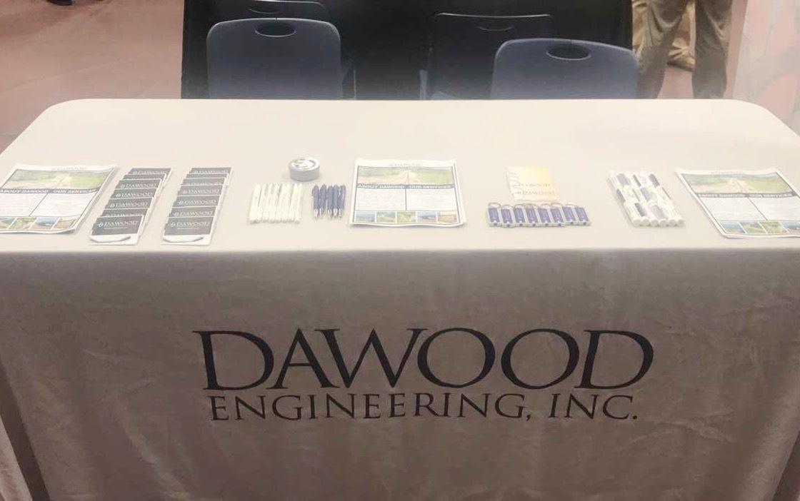 Dawood attends Penn State Harrisburg's SSET Career Fair