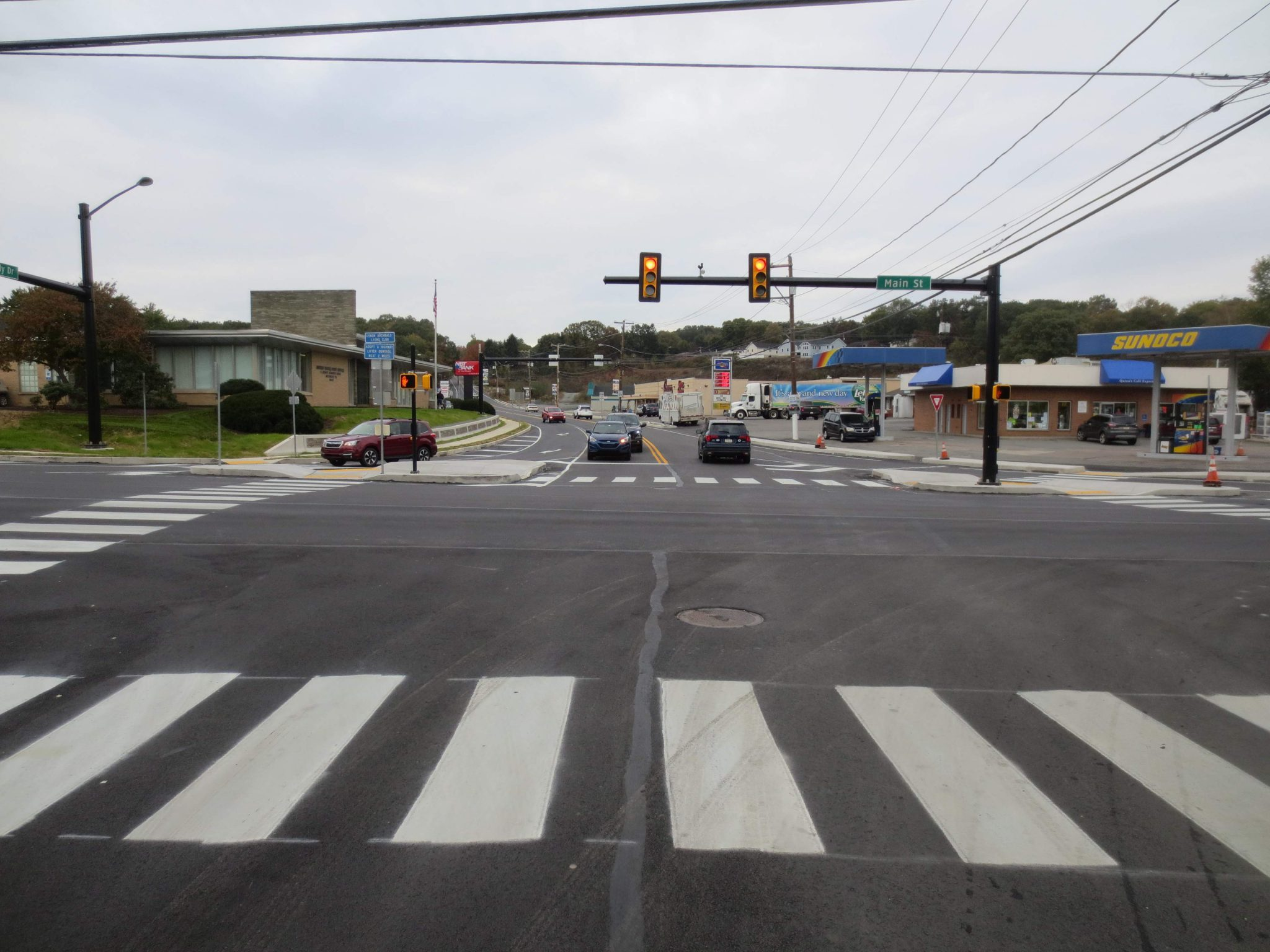 Major Project in PennDOT District 4-0 Nearing Completion