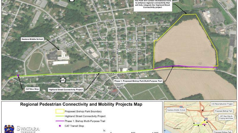 Swatara Township – Highland Street Corridor Improvement